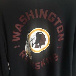 Washington redskins Nike long sleeve
